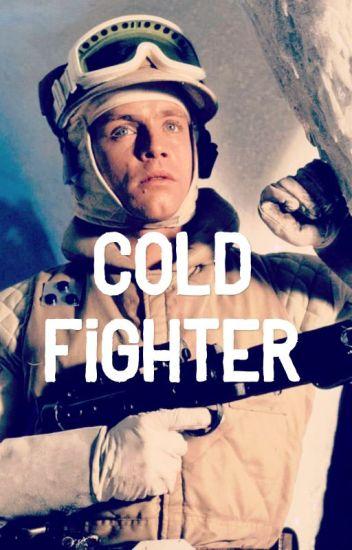 Cold Fighter  (Luke Skywalker x Reader)