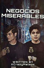 Negocios Miserables(Abraham Mateo y Tu) by Paolariggs123