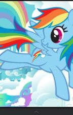 Am I In love? (MLP Rainbow Dash Story) by luvmypetz