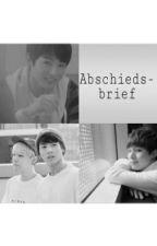 Abschiedsbrief  (Yoonkook FF) by unkrextiv