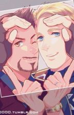 Stony: I'm going to be a papa... by Lpstarlight22