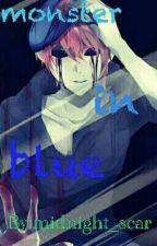 Monster in Blue (Eyeless Jack Love Story) by sayaka_nightmare