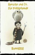 Sprüche und Co für Potterheads ||| by SunshinePotter
