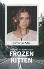 Frozen Kitten (Legends Of Tomorrow/ Leonard Snart) by amnesia_sundae