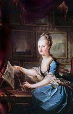 قصة حياة الملكة ماري انطوانيت by FatimaAlkurdia