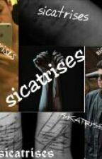 Sicatrises (Mario Bautista) by MB_MariaBautista