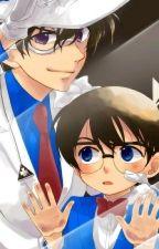 Kaito Kid (Kaishin) by Raidi-chan
