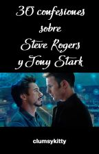 30 confesiones sobre Steve Rogers y Tony Stark by aclumsykitty