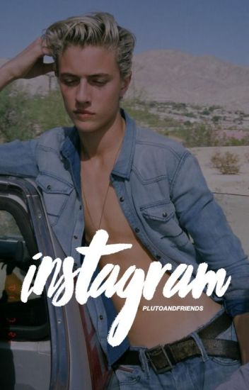 Instagram [LUCKY BLUE SMITH]