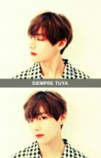 BTS - Siempre tuya  (taehyung y tn) hot lemon  by NadiaLi_army