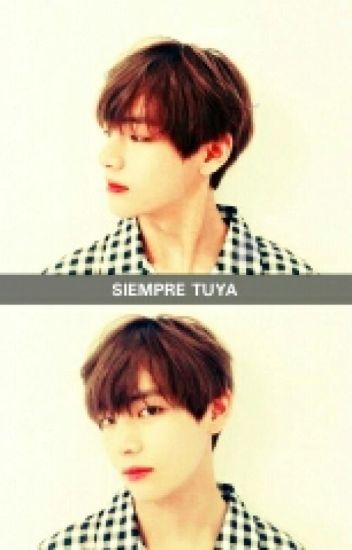 BTS - Siempre tuya  (taehyung y tn) hot lemon