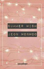 Summer Wish ㅡJeon Wonwooㅡ by purphope