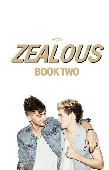 Zealous   Ziall   Book Two