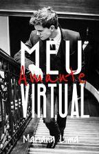 Meu Amante Virtual (Em revisão)  by Marilima13