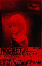 ROCKET ° JEROME VALESKA.  by Vxleska