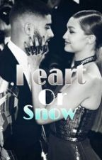 "(Z.M)Heart Or Snow ""قلب أو ثلج "" by katy_sy"
