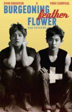 Burgeoning Feather Flower; Chanbaek | HIATUS by yuyusoo