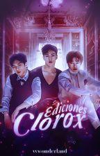 Ediciones Clorox by VvWonderland