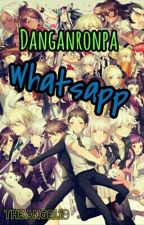 Danganronpa Whatsapp by Globito_Vick