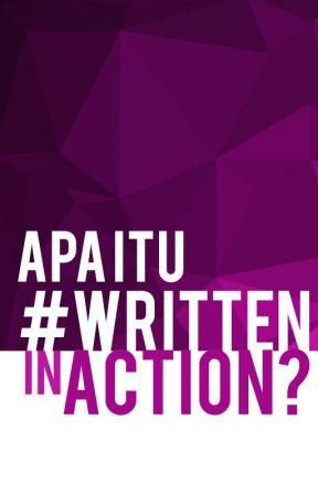 Apa Itu  #WrittenInAction? by WIAIndonesia