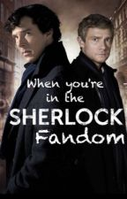 When You're in the Sherlock Fandom by reggie_snow