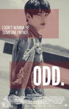 odd. ─hxh by boxache