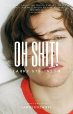 oh shit! ● larry by larrygozante