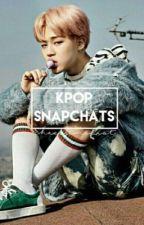 ❝Ƨʍ∪†❞ Ⅱ Kpop snapchats Ⅱ hiatus by chaosjiminist