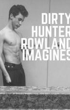 Hunter Rowland Imagines  by cameronsxgf
