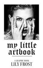 My Little Artbook by LilyFrosttherebel
