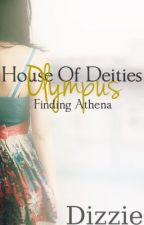 House Of Deities - Olympus (ON HOLD) by celizabethh