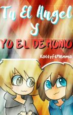 Tu El Angel Y Yo El Demonio [Golden X Freddy] #FNAFHS by KattyftMenma