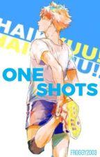 Haikyuu One Shots (ON HOLD) by QueenxOfxCrazy