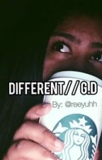 Different// G.D. by rheadolan