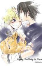 Naruto's Visitor || Sasunaru Fanfic by narusasu76