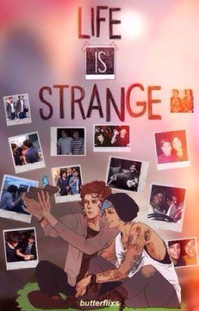 Life Is Strange {l.s} «ONE SHOT» by sydney-666