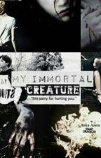 My Immortal Creature [BTS Jimin FF] by AtikaAzera_Qayra