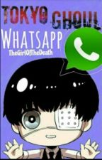 WhatsApp De Tokyo Ghoul by -Sippy_cup-