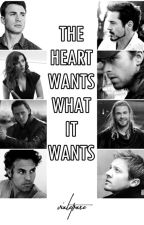 The Heart Wants What It Wants [Pausada] by vixletrxse