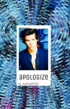 apologize ● larry✔ by supergeilniall