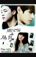 Mr.KTH + PJM by FinnaJeonJungkook