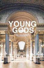 young gods ⇉ luke castellan  by hufflespuff
