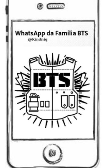 WhatsApp da Família BTS