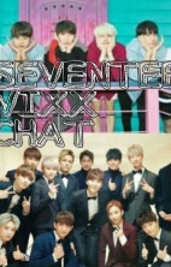 SEVENTEEN VIXX CHAT