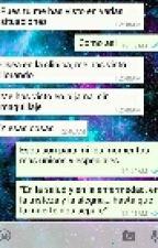 Mi Chat Con Desconocidos  by carloscardenas090