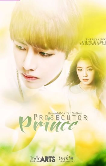 [COMPLETED] Prosecutor Prince | Twoshoot | [NC]