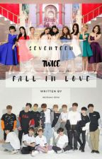 [SEVENTEEN X TWICE ] Fall In Love  by bluegt