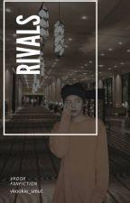 Rivals ↝ Kth + Jjk by vkookie_Smut