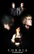 Cordia (Final Fantasy XV fanfiction) by AyameUchiha18