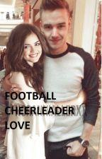 Football Cheerleader Love by cheer_girl_xoxo